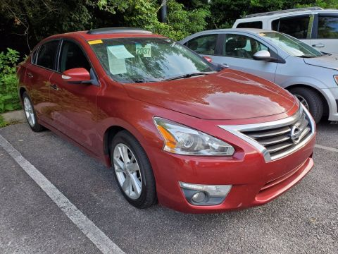 Pre-Owned 2013 Nissan Altima 2.5 SL FWD 4dr Car