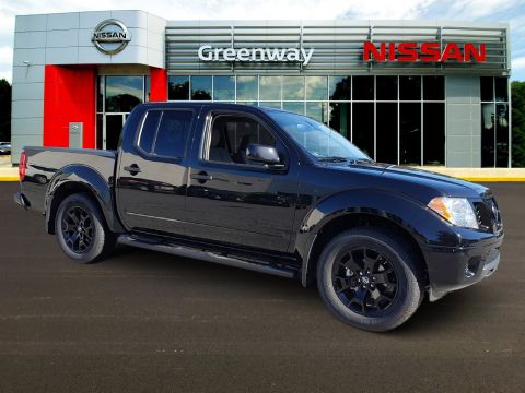 New 2019 Nissan Frontier SV RWD Crew Cab Pickup