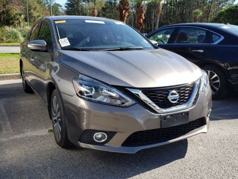 Pre-Owned 2016 Nissan Sentra SL FWD 4dr Car