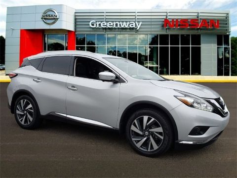 Pre-Owned 2015 Nissan Murano Platinum FWD Sport Utility