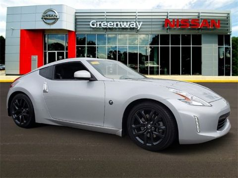 Pre-Owned 2016 Nissan 370Z Touring RWD 2dr Car