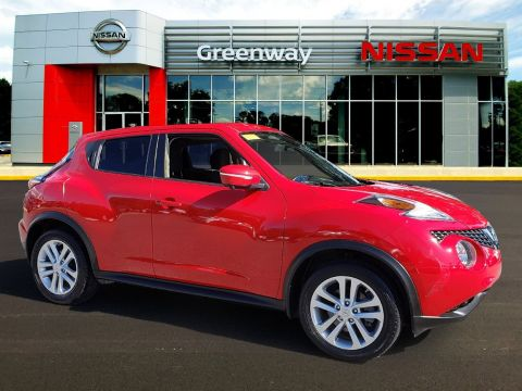 Pre-Owned 2015 Nissan JUKE SV FWD Sport Utility
