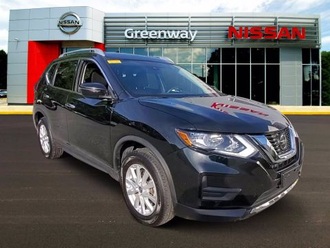 Pre-Owned 2019 Nissan Rogue SV AWD Sport Utility