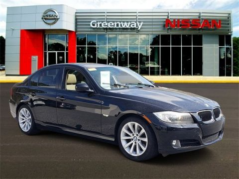 Pre-Owned 2011 BMW 3 Series 328i RWD 4dr Car